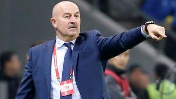 Черчесов: «Матчи с Шотландией и Казахстаном оцениваю на пять баллов»