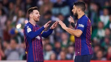 Месси и Суарес пропустили тренировку «Барселоны»