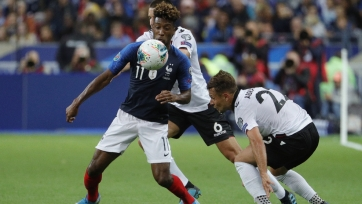 Францию накажут за задержку начала матча с Албанией