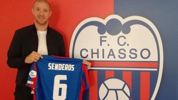 Бывший защитник «Арсенала» Сендерос вернулся на родину