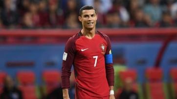 Роналду вошел в Европе в топ-5 по матчам за сборную
