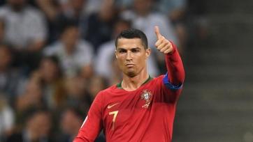 Роналду достиг голевого юбилея в рядах сборной Португалии