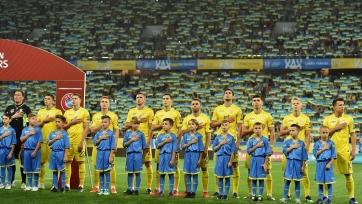 Сборная Украины спаслась в спарринге с Нигерией, проигрывая 0:2