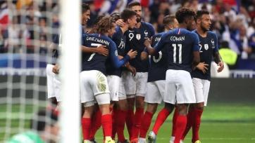Турция и Франция победами подтвердили свое лидерство в группе Н