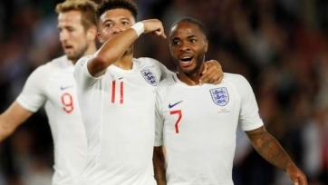 Чудо-ошибка англичанина Кина на 35-й секунде матча с Косово. Видео