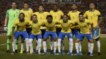 Бразилия потерпела первое поражение после ЧМ-2018