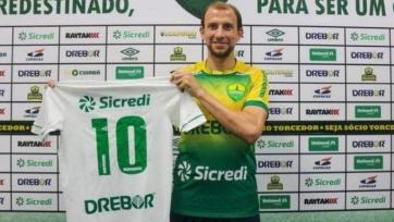 Бывший игрок «Астаны» и сборной Беларуси спустя 12 лет вернулся в Бразилию