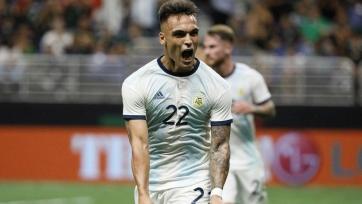 Мартинес вошел в историю сборной Аргентины