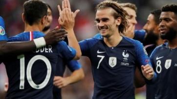 «Стад де Франс» увидел юбилейный матч