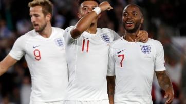 Англия не проигрывает в отборах 10 лет. Последнее поражение было от Украины