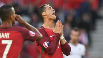 Роналду: «Не живу футболом, думая об индивидуальных наградах