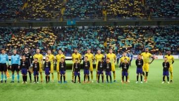 Стала известна стоимость билетов на домашние матчи «Астаны» в группе Лиге Европы
