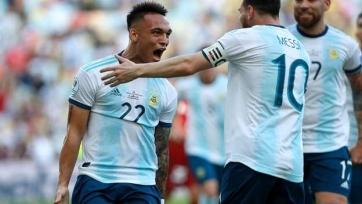 Агент Мартинеса: «Было бы замечательно увидеть игру Лаутаро с Месси в «Барселоне»