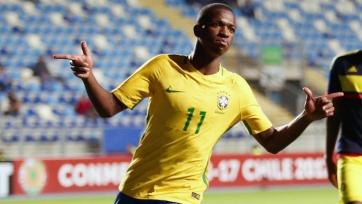 Винисиус: «Моя мечта дебютировать за сборную Бразилии сбылась»