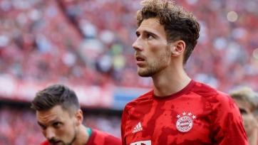 «Бавария» потеряла Горецку
