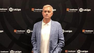 Моуринью: «Реал» – лучшее воспоминание в моей карьере»