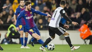 «Барселона» – «Валенсия». 14.09.2019. Где смотреть онлайн трансляцию матча