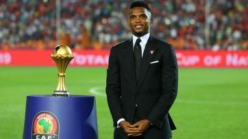 Это`О: «Не представляю себе, что Золотой мяч получит африканец»