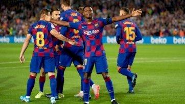 «Барселона» – «Валенсия» – 5:2. 14.09.2019. Чемпионат Испании. Обзор и видео матча