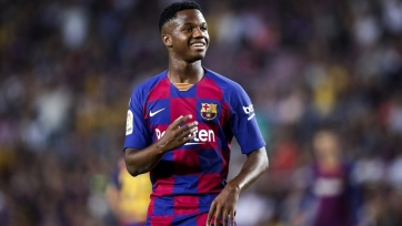 Фати об игре за «Барселону»: «Это какой-то сон»