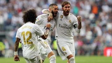 «Реал Мадрид» – «Леванте» – 3:2. 14.09.2019. Чемпионат Испании. Обзор и видео матча