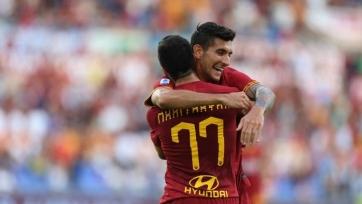 «Рома» одержала первую победу, Мхитарян отметился дебютным мячом