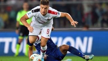 «Милан» на выезде одолел «Верону»