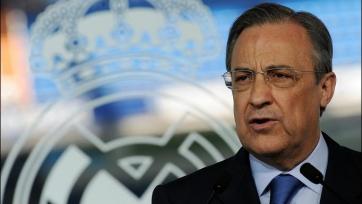 Перес: «Состав «Реала» составляет 1,18 миллиарда евро»