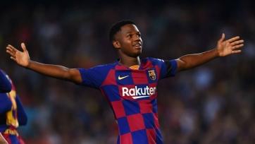 «Барселона» начала переговоры с Фати