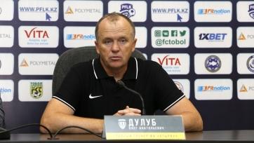 Экс-наставник «Карпат» и «Черноморца» отправлен в отставку с поста главного тренера «Атырау»