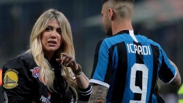 Жена Икарди намекнула на переход мужа в другой клуб этой зимой