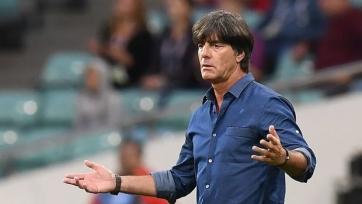 Лев прокомментировал ситуацию с вратарями в сборной Германии