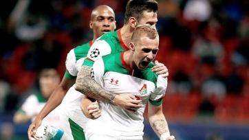 «Локомотив» одержал важную выездную победу над «Байером»