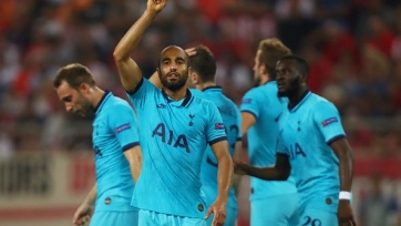 Куадрадо, Лукас Моура, Альварес и Ди Мария претендуют на звание автора лучшего гола недели в Лиге чемпионов