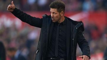 Симеоне: «Атлетико» не сдался и сражался за результат»
