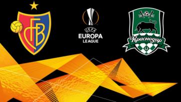 «Базель» – «Краснодар». 19.09.2019. Где смотреть онлайн трансляцию матча