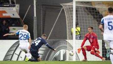 Киевское «Динамо» вымучило победу над «Мальме» в Лиге Европы