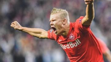 Холанд - лучший игрок недели в Лиге чемпионов