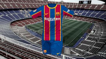 В следующем сезоне «Барселона» сменит дизайн домашней формы