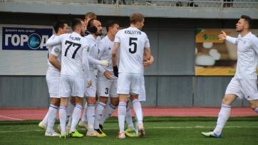 «Окжетпес» во второй раз в сезоне обыграл «Иртыш»
