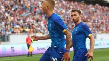 «Динамо» на выезде забило пять мячей «Ворскле»