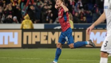 ЦСКА обыграл «Краснодар» и вышел на второе место