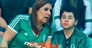 Сильвия Грекко и ее незрячий сын признаны болельщиками года
