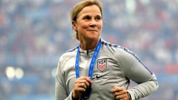 Джил Эллис – лучший наставник женской команды 2019 года