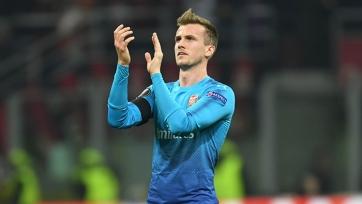 «Арсенал» ждет возвращения Холдинг, еще не игравшего в этом году за «основу»