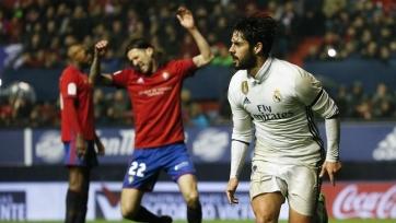 «Реал Мадрид» - «Осасуна». Где смотреть онлайн трансляцию матча