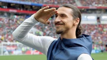 Ибрагимович оценил свои шансы на «Золотую бутсу»
