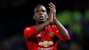 Погба готов к возвращению в строй «Манчестер Юнайтед»