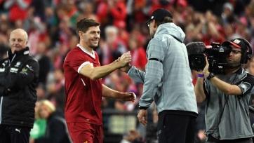 Клопп видит Джеррарда следующим наставником «Ливерпуля»