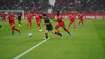 «Марсель» потерял очки с последней командой Лиги 1